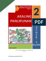 Araling Panlipunan - Grade 2