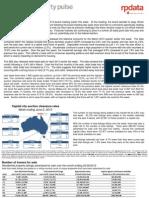RP Data Property Pulse (WE 6 June 2013)