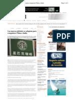 Starbucks_Estrategia Para China