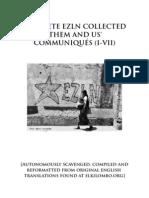 Complete Them and US Communiques