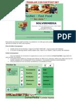 Manual Fastfood