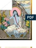 Milarepa Comic Book