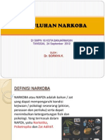 Presentasi NARKOBA