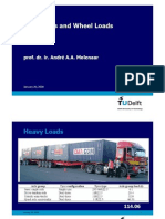 Axle Loads and Wheel Loadsl
