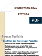 Teknik Dan Penggunaan Pestisida