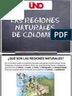 Las Regiones Naturales de Colombia.ppt