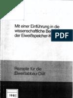 Lothar Wendt 00 Eiweißspeicherkrankheiten