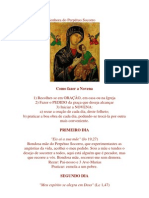 Novena a Nossa Senhora do Perpétuo Socorro