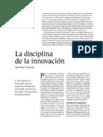 La Disciplina de la Innovación - peter drucker