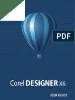 Corel Designer x6 User Guide