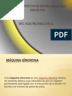 3. Partes Constitutivas de Una Maquina Sincrona