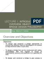 Bridge Engineering - Introduction and Terminologies