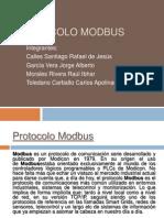 Protocolo modbus