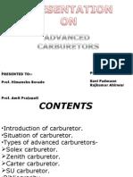Advanced Carburetor