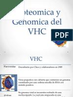 Proteomica y Genomica Del VHC