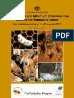 AUS GOV - Non-Chemical Varroa