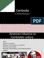Cambodia Presentation Delmi R