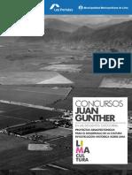 Concursos Juan Gunther
