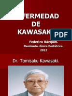 Enfermedad de Kawasaki, Fede y Sandra, 2012.