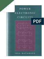 Issa Batarseh Power Electronics_PDF