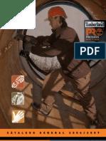 Catalogo Timberland Pro 2007