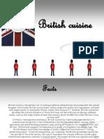 British Cuisine,Bogdi Blag