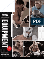 TITLE Boxing/MMA Spring 2009 Catalog - Equipment