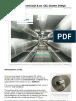 Transmission Line GIL System Design