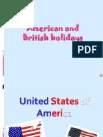 British& American Holidays