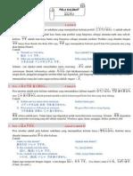 Pola Kalimat Sederhana Bahasa Jepang