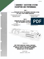 GE Excitation System-paper