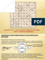 Vedic Town Planning Concepts