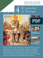 1914 el suicidio de Europa 1° guerra mundial