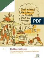 Platform Annual Report 2012