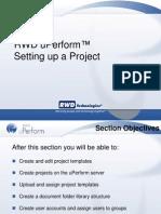 Admin 03 Set Up Project
