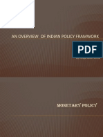 Indian Policy Frame Work