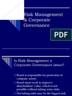 Risk Management & CG