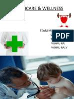 HEALTHCARE & WELLNESS.pptx