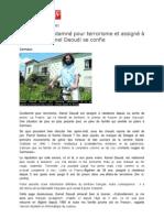Article de La Dépêche du Midi du 6 juin 2013 par Pierre-Jean Pyrda