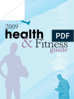 The Union's Health and Fitness Guide 2009