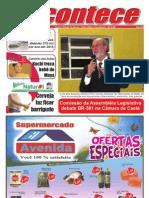 2009.04.24 - Duplicação da 381 será debatida pela ALMG na Câmara de Caeté - Jornal Acontece
