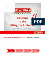 Advantages of 4.0.4 Milagrow MH RK 2.0