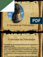 Slide Trito Isaias