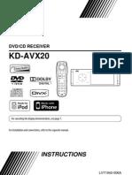KD-AVX20