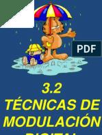 3.2 Modulacion Digital