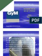 Informe Final Control de Calidad