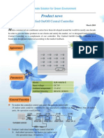 Product News-MDV Unified on & Off Central Controller