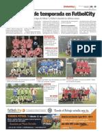 Campeones Futbolcity Ligas 2012 - 2013