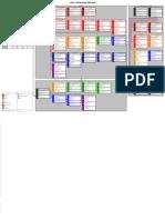PMP PMBOK 4 - Process Diagram