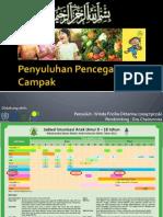 Slide Presentasi Campak